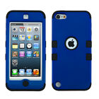 iPod Touch 5th & 6th Generation -Hard & Soft Silicone Hybrid High Colorful Case