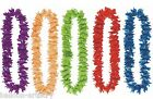 Luxury Flower Leis Garlands Hawaiian Tropical BBQ Party Supplies Fancy Dress Lot