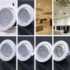 Dimmable 3w 5w 7w 9w 12w 15w 18w LED Ceiling Down light Day Warm White Lamp Kit