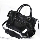 Fashion Leather like Tassel Womens Shoulder Menssenger Bag Motorcycle Cross-body