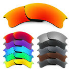 New Revant Polarized Replacement Lenses for Oakley Flak Jacket XLJ - 11 Options