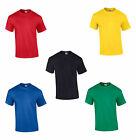 PACK OF 5 PLAIN T SHIRTS HOLIDAY TEE TOP SUMMER TSHIRTS 12 COLOURS FUNKY COOL