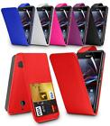 FLIP LEATHER SERIES CASE COVER FOR SONY XPERIA E1 & SCREEN PROTECTOR