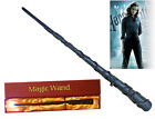"""Wizard Harry Potter 13.4"""" Magic Wand LED Wand Deathly Hallow Hogwart In Box"""