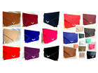 NEW NAVY BLUE NUDE RED FUCHSIA PINK ROYAL BLUE EVENING CLUTCH BAG NEON YELLOW