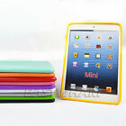 New TPU Gel cover case for iPad Mini 1 2 3 Jelly rubber silicone soft skin