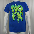 Authentic NOFX Band Melter Eyeball And Bones Dripping Logo T-SHIRT S-XL NEW
