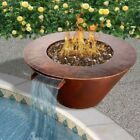 """HPC 32"""" Copper Fire & Water Bowl Match Lit #MESA32W-MLFPK WE WILL BEAT ANY PRICE"""