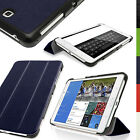 """PU Leather Smart Cover for Samsung Galaxy Tab 4 7.0"""" SM-T230 SM-T235 Case Holder"""