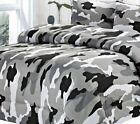 Goose Down Alternative Camouflage Collection Comforter - Available in all sizes