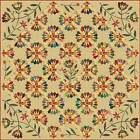 Dresden Bloom / Star Quilt Pattern Templates ~ Edyta Sitar Laundry Basket Quilts