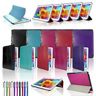 Ultra Slim Smart Case Cover for Samsung Galaxy Tab 4 10.1 T530 FREE Screen Guard