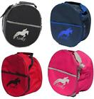 Personalised Embroidered Rhinegold Riding Hat Storage Bag - horse pony tack show