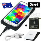 OZ E Wireless QI Charging Charger Pad Receiver for Samsung Galaxy S5
