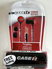 Case IH Scorch Earbuds with Budbag - Available in Black,  Red or Pink