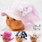 Kids Girls Toddler Floral Print Head Scarf - Adjustable Headband Tie Up Bandana