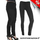Jeansleggings, »Twister« von Outfitters Nation. Schwarz. NEU!!! SALE %%%