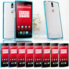 Ultra Thin Aluminum Alloy Metal Bumper Case Frame Cover For OnePlus One 1+ A0001