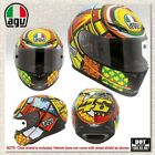 AGV GP-Tech Elements Valentino Rossi Replica MotoGP Motorcycle DOT Street Helmet