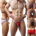 Hot Sexy Men's Underwear Mini Sheer Organza Briefs Boxer Shorts Underpants#JJ4