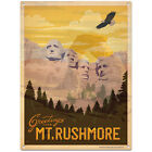 Mt Rushmore South Dakota Metal Sign