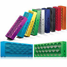 Jawbone Mini Jambox Portable Hi-fi Wireless Bluetooth Speaker w/Mic & battery in