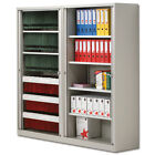 Tambour Roller Shutter Filing Stationery Cabinets/Cupboards~Small-Medium-Large ©
