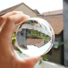ASIAN QUARTZ Clear Crystal Ball Sphere 40mm--110mm +stand AAA
