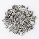 Wholesale 100± Antique Tibetan Silver Charms Pendants DIY Jewelry Craft Findings