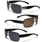 Polarized Men's Square Aviator Sunglasses Fishing Golf Outdoor Driving Glasses