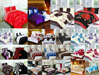 Top Quality Duvet Cover with Pillow Case Quilt Cover Set Single,Double,King5size