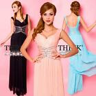 2014 New Formal Bridesmaid Ball Gown Bridesmaid Prom Bodycon Long Evening Dress