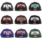 New Era 59FIFTY Geo Block MLB NBA NHL NFL Team New Mens Snapback Caps Hats
