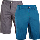 Under Armour 2014 Mens Gingham Style Golf Shorts UA Flat Front Check Pattern