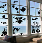 Large Halloween Witch Party Removable Vinyl Art Wall Stickers/Decals set of 26