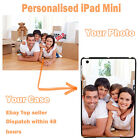 PERSONALISED Phone Flip / Wallet Case Cover for apple iPad mini