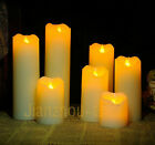 Electronic LED Candles Light Flameless Wedding Party Flickering Romantic Fashion