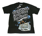 MAFIOSO CLOTHING OUR ENEMIES SLEEP WITH THE FISHES T SHIRT SNITCHES STITCHES