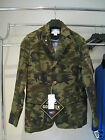 NANAMICA GORE-TEX MILITARY FIELD JACKET CAMOUFLAGE - SIZE S / M / L / XL - BNWT