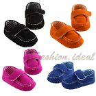 so soft and casual baby boys girls shoes size 0-18 months anti-slip crib shoes