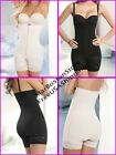 Ann Chery 1044 , Body Shaper Strapless Powernet , Maximun Control Girdle
