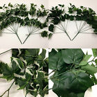 2 x Artificial Ivy Bunches *Ideal For Poison Ivy Costume* 48 Leaves Per Bunch