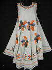GORGEOUS BIAS CUT SUMMER DRESS IN 4 DESIGNS BNWT 0NE SIZE TO FIT SIZES 14-22