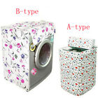 New Flower Pattern Washing Machine Guard Cover 2 Types