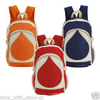 School Rucksack / Backpack With Beige Trim Available In 3 Colors