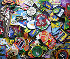 Mixed Lot of 12 Worldwide Scouting Scout Badges Patches - Choice # A