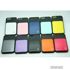 Card Holder Slot PC Case Cover for iPhone 6 4.7""