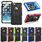 Shock Proof Armour Hybrid Gorilla Stand Case Cover For Apple iPhone 6 4.7 AU