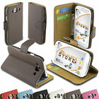 Handy Flip Tasche für Samsung Galaxy iPhone Case Cover Etui HomeserieXXDB2