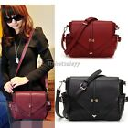 Newly Fashion Girls Satchel Simple Purse Bag Womens Handbag Hotsale ItS7
